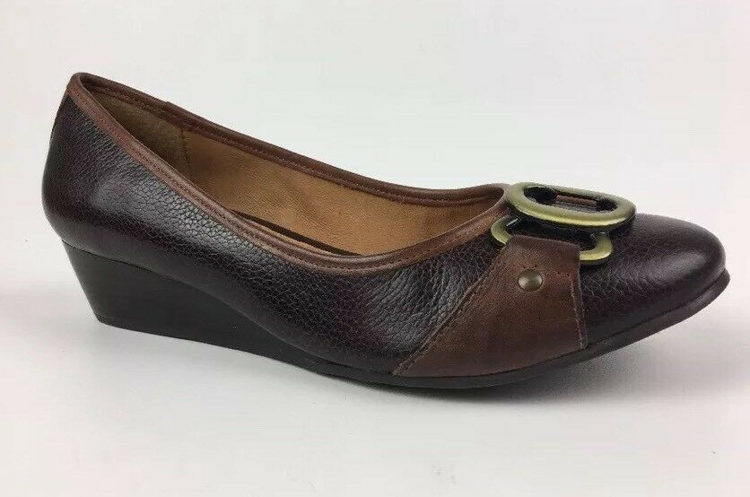 Nurture Springer Damen Kiesel Keil Career Pumps Sz 7.5 M
