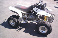 2002 Yamaha Warrior YFM 350 BARE FRAME CHASSIS---MAIN FRAME ONLY!