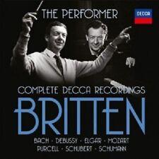 BENJAMIN/RICHTER/ROSTROPOWITSCHLSO/+ BRITTEN - BRITTEN ... (LTD.EDT) 27 CD NEU