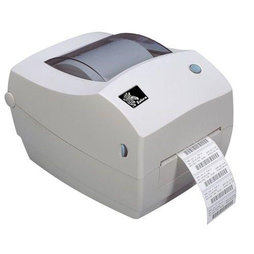 Zebra TLP2844-z Thermal Label Barcode Shipping Printer 284z-10400-0001
