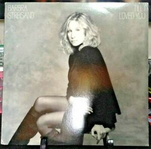 BARBRA-STREISAND-Till-I-Loved-You-Album-Released-1988-Vinyl-Record-Collection-U