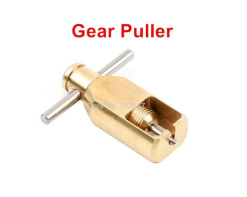 Tooth Gear Extractor Puller Engine Gear Extractor Mini 4WD Tools Car DIY C14A