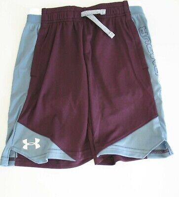 BRAND NEW Under Armour Boy/'s Underwear Shorts in Blue Sizde YSM 9-10 years