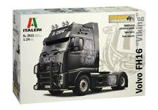 Italeri 1/24 VOLVO Fh16 Viking Truck Plastic Model Kit 3931 Ita3931