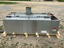 Exhaust Hood Amp Ansul Captive Aire 84x42x24 3ph 208240 Tested