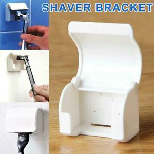 Bathroom Accessories Set Rack Wall Mounted Shaver Holder Best Storage Frame R5G1