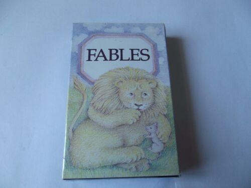 Cadeau D/'Anniversaire//Fête FAVEUR ** Vente ** 36 fable cartes.. basé sur Aesop/'s Tales..