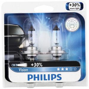 Image is loading Philips-Vision-Halogen-Light-Bulb-H7PRB2-for-H7-