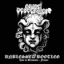 Grave Desecrator - Unblessed Bootleg Live in Bressuire - France (Whipstriker)
