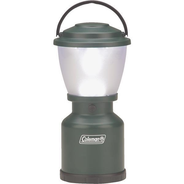 6 Pk Coleman 4-7 10  W X 9-1 2  H LED 4D Battery Camping Lantern 2000024046