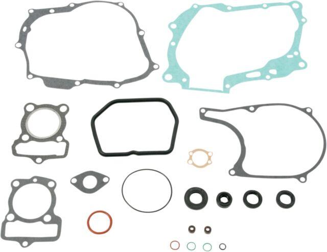 M811808 Moose Racing Complete Engine Gasket Kit w//Oil Seals