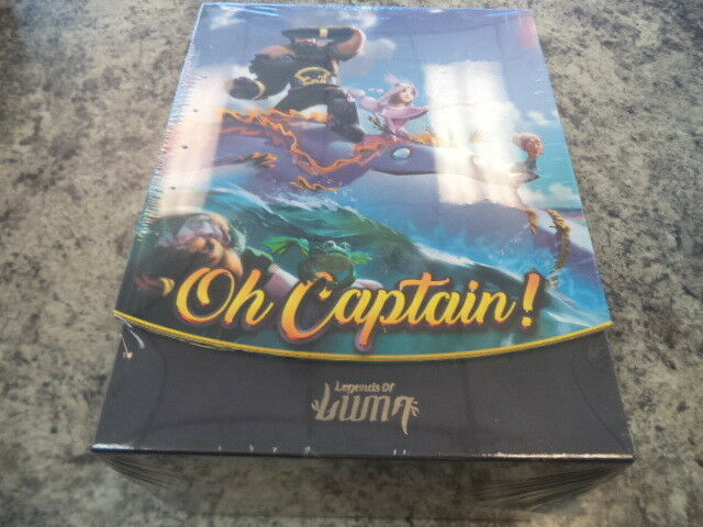 Oh Captain  - Asmodee Games Board Game New
