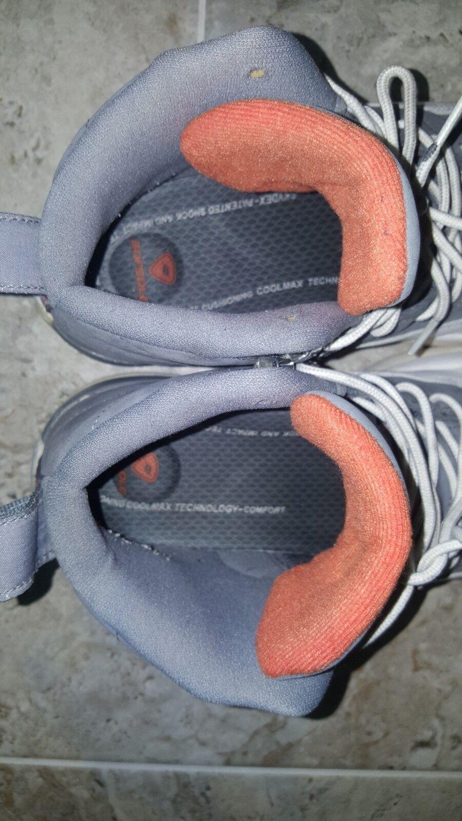 nike retro air jordan xii 12 retro nike - cool, grau / weiß / orange 130690-012 größe us11 jahrgang 0a7a98