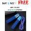 thumbnail 4 - Jump Rope Counter Adjustable For Kids Exercise Bearing Speed Skipping Fitness US
