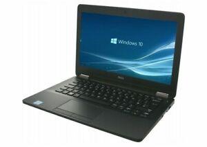 Dell-Latitude-E7270-12-039-039-Intel-Core-i5-6300U-8GB-256SSD-Touch-Screen-WIN-10-Pro