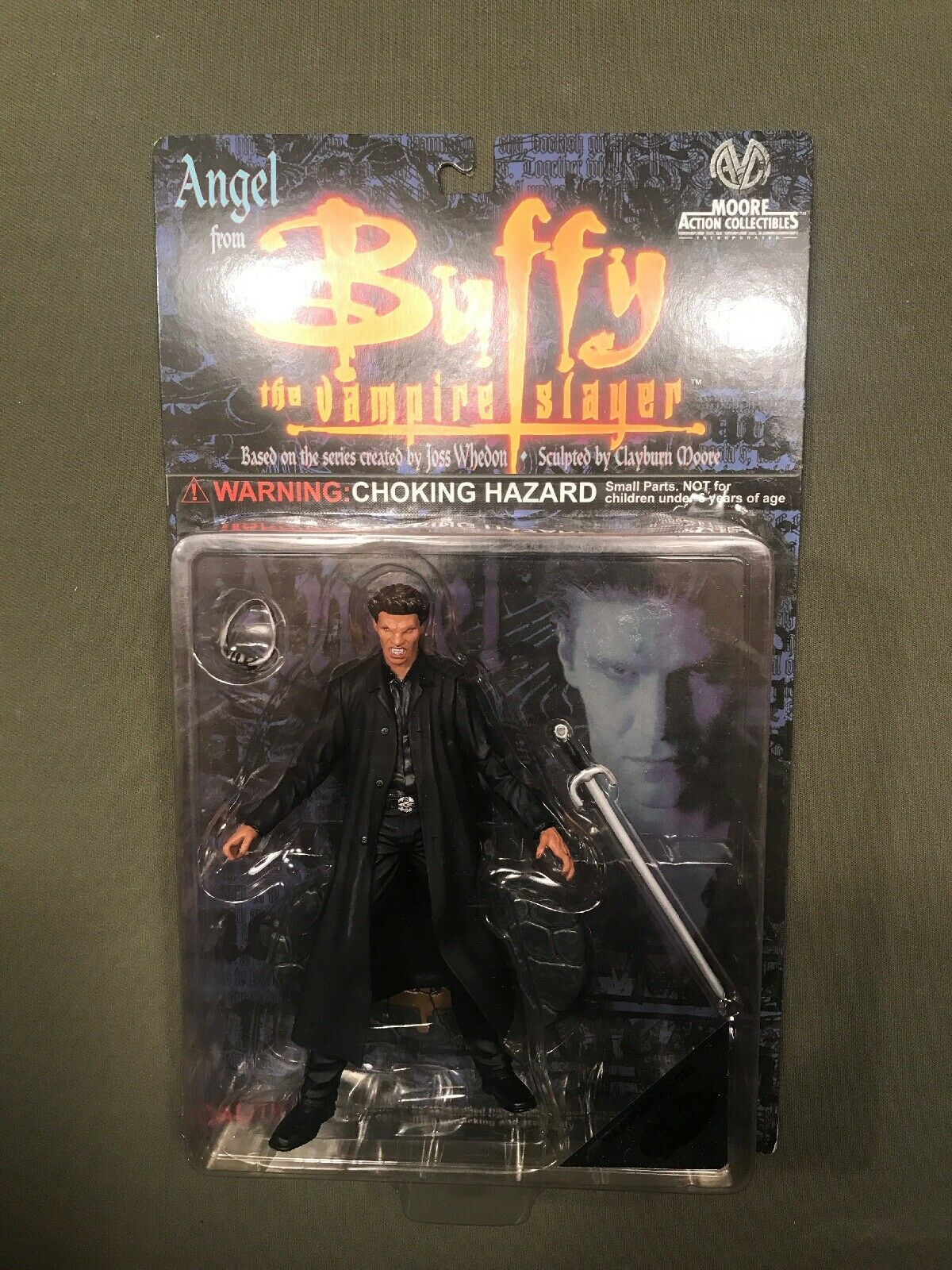 Buffy the Vampire Slayer Werewolf Oz Oz Oz Master And You Get Angel (COMBO)  1fcc16