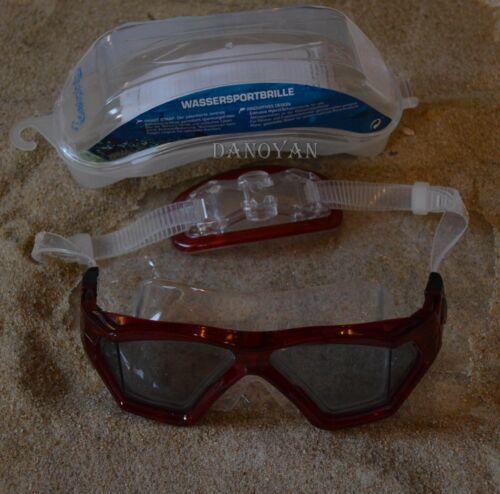 Aufbewarungsbox Delphin Wassersportbrille Schwimbrille Panorama Seitenfenster