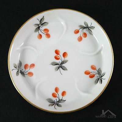 Herend Terus Red Berries Motif Coaster 8773