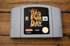 Jeu CONKER'S BAD FUR DAY pour Nintendo 64 N64 (version PAL)