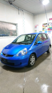 2008 Honda Fit LX (With Safety Slip)