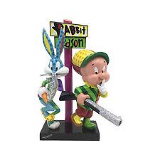 Disney by Romero Britto Looney Tunes Elmer Fudd & Bugs Bunny 4055720 NEW