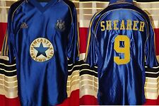 1998-99 Newcastle - Shearer #9 Away (XL) Jersey Trikot Maillot Maglia Shirt