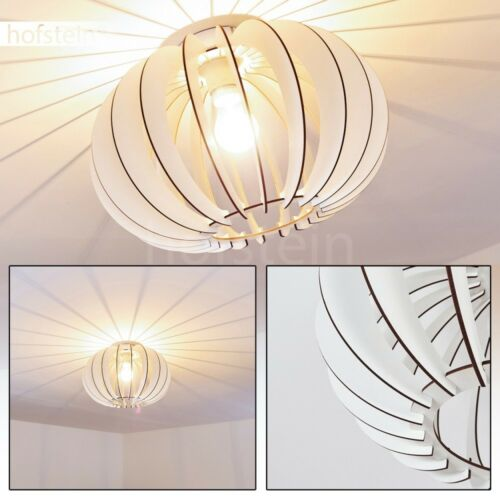 Wohn Schlaf Zimmer Decken Beleuchtung Holz weiß Flur Dielen Lampen Licht Effekt