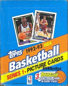1992-93-92-93-TOPPS-SERIES-1-NBA-RACK-JUMBO-BOX-MICHAEL-JORDAN-LARRY-BIRD-MAGIC