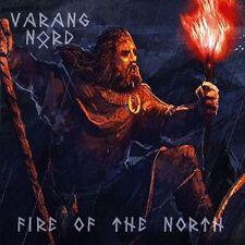 """Varang Nord """"Fire Of The North"""" CD [FOLK VIKING METAL FROM LATVIA]"""