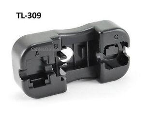 2 x Stand Holder for 110 Punch Down Tool RJ45 CAT5e CAT6 RJ11 RJ12 Keystone Jack