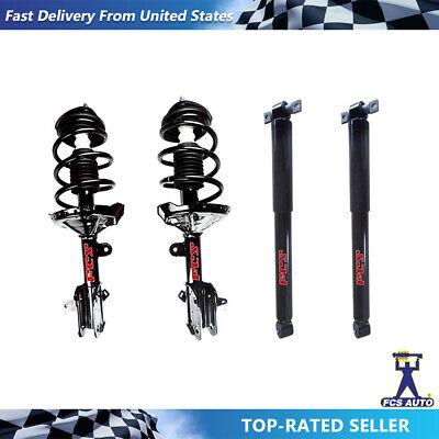 1995-1998 Honda Odyssey 2.2 FCS Loaded Front Struts /&  Rear shocks L /& R