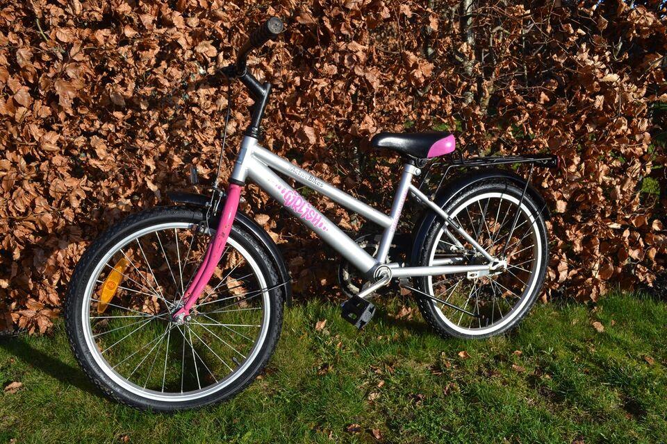Pigecykel, classic cykel, Active