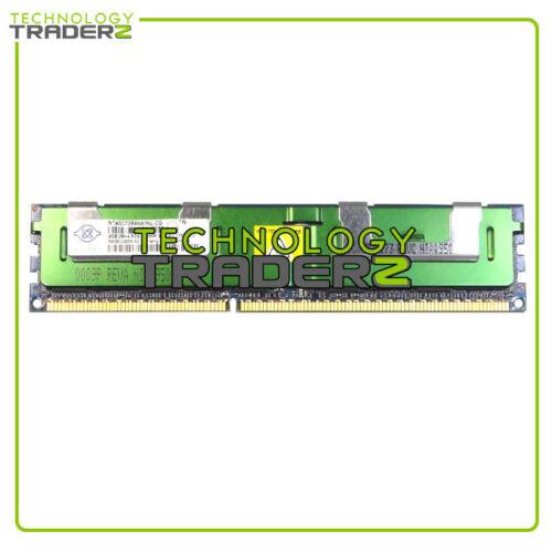 NT4GC72B4NA1NL-CG Nanya DDR3 SDRAM 4GB PC3-10600 Memory Module Pulled *