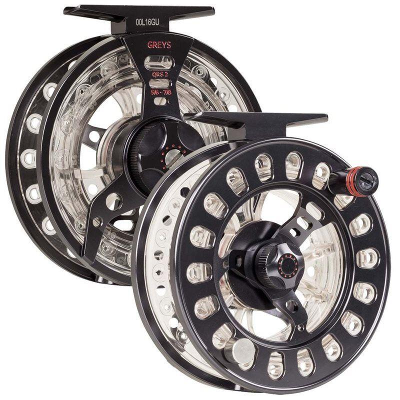Graus NEW Reel QRS Cassette Fly Fishing Reel NEW System 0fb32c