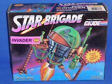 Vintage GI JOE ARAH STAR BRIGADE Hasbro INVADER COBRA Vehicle 1993 NEW/SEALED