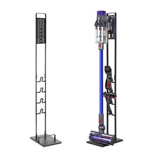 Universal Vacuum Cleaner Bracket Hanger Holder for Dyson Dibea Machine Black
