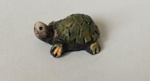 Casa de muñecas en miniatura Adulto Tortuga animales Y Mascotas 1.12 Escala