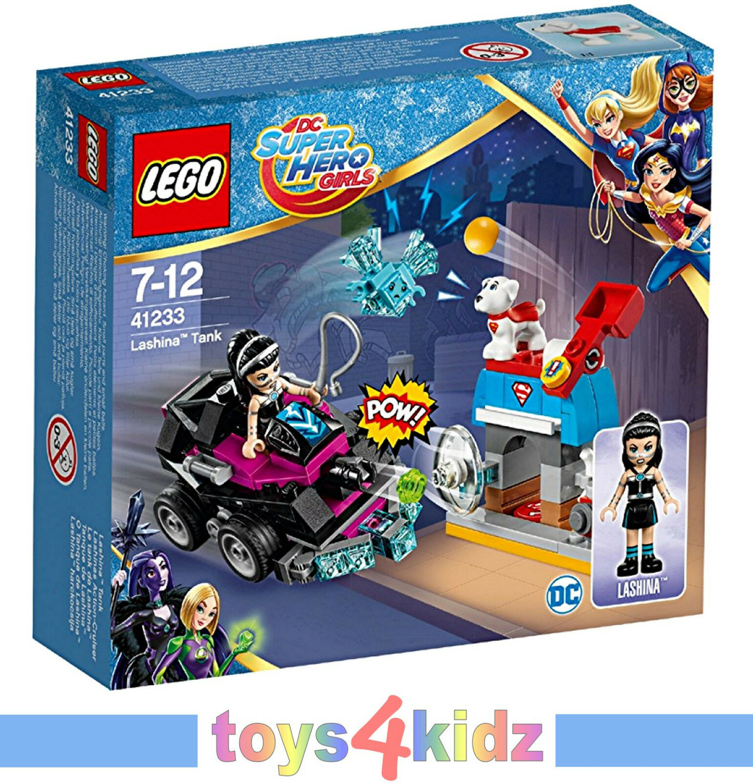 LEGO® DC Super Hero 41230 Girls™ 41230 Hero - 41235  zum Auswählen   NEU   OVP 963815