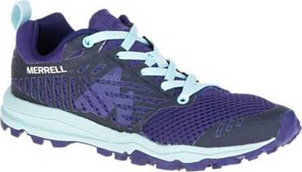 Merrell Dexterity damen Astral Aura Lace Up Mesh Hiking Walking Trainers schuhe