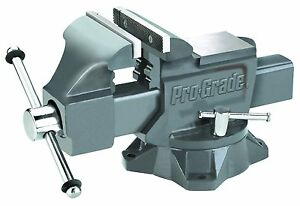 8 inch mechanic bench vise table top cl press locking
