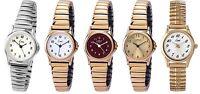 Limit Classic Round Dial Expanding Bracelet Ladies Watch
