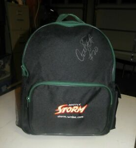 Seattle-Storm-backpack-WNBA-signed-by-Camille-Little-Basketball