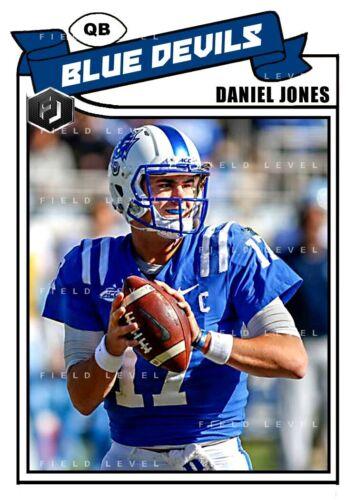 ACEO DANIEL JONES DUKE BLUE DEVILS CUSTOM HAND MADE ART CARD