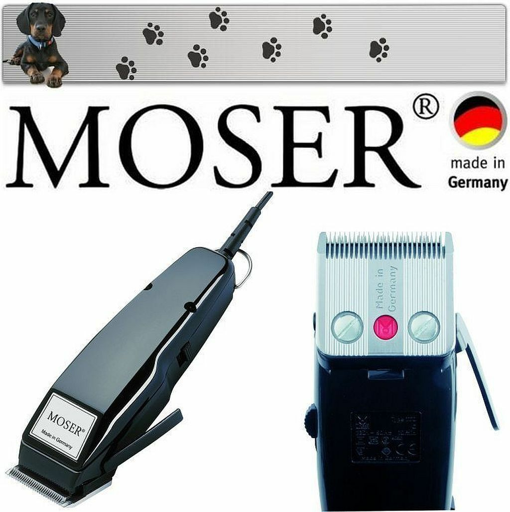MOSER MOSER MOSER PRO animali CLIPPER MADE IN GERMANY 3e013c