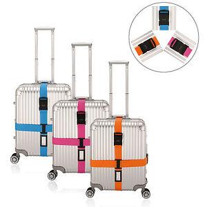 Adjustable-Luggage-Suitcase-Cross-Strap-Belt-With-Digital-Code-Lock-Tag