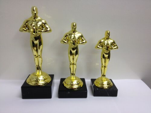 Nouveau Marble Based Oscar Style Award//Trophée Gravure Gratuite