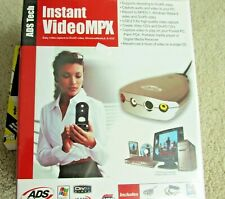 ADSTech Instant Video MPX Driver for Windows Mac