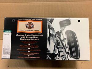 Harley-Davidson-Custom-Rider-Footboards-with-Streamliner-Inserts-50631-04