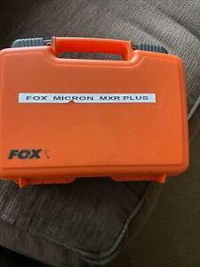 FOX MICRON MXR+ BITE ALARMS & RECEIVER