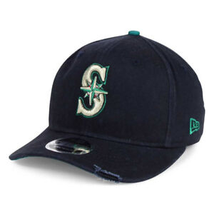 Image is loading Seattle-Mariners-New-Era-MLB-Classic-Team-Rustic- 92e77792bde5